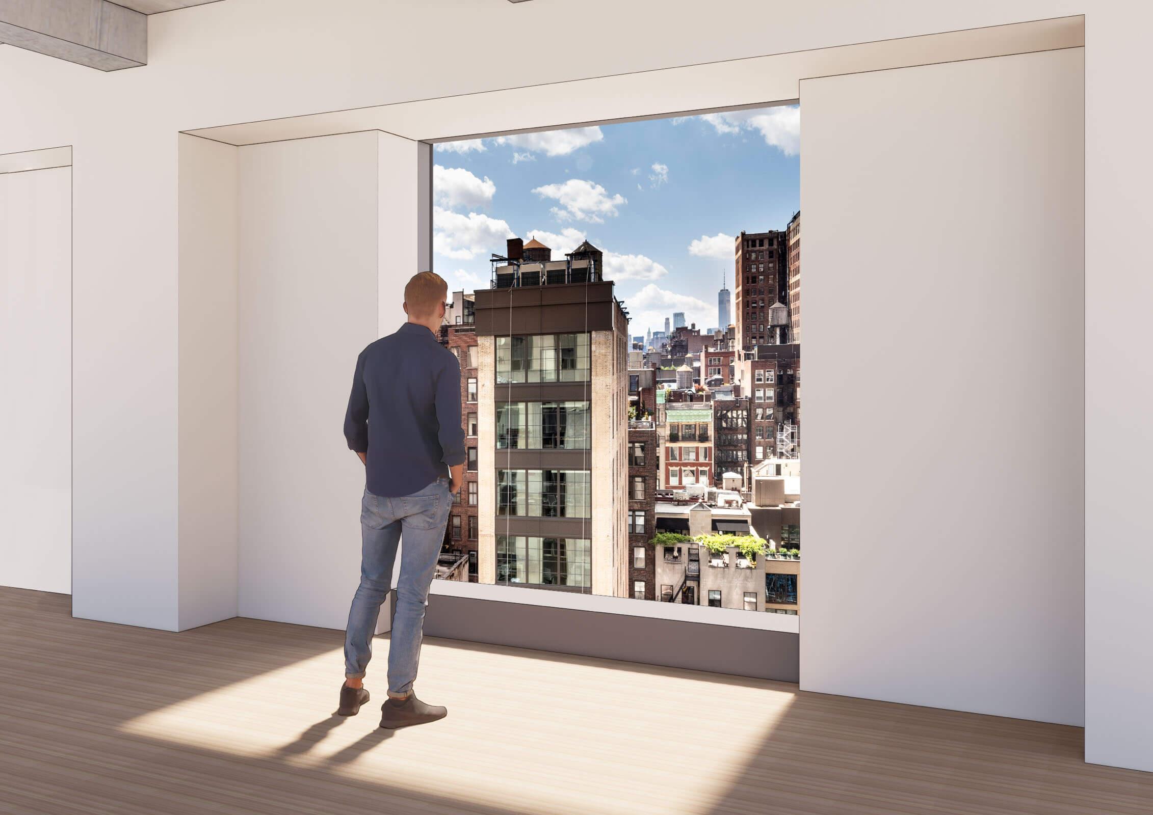 Window Facade Image