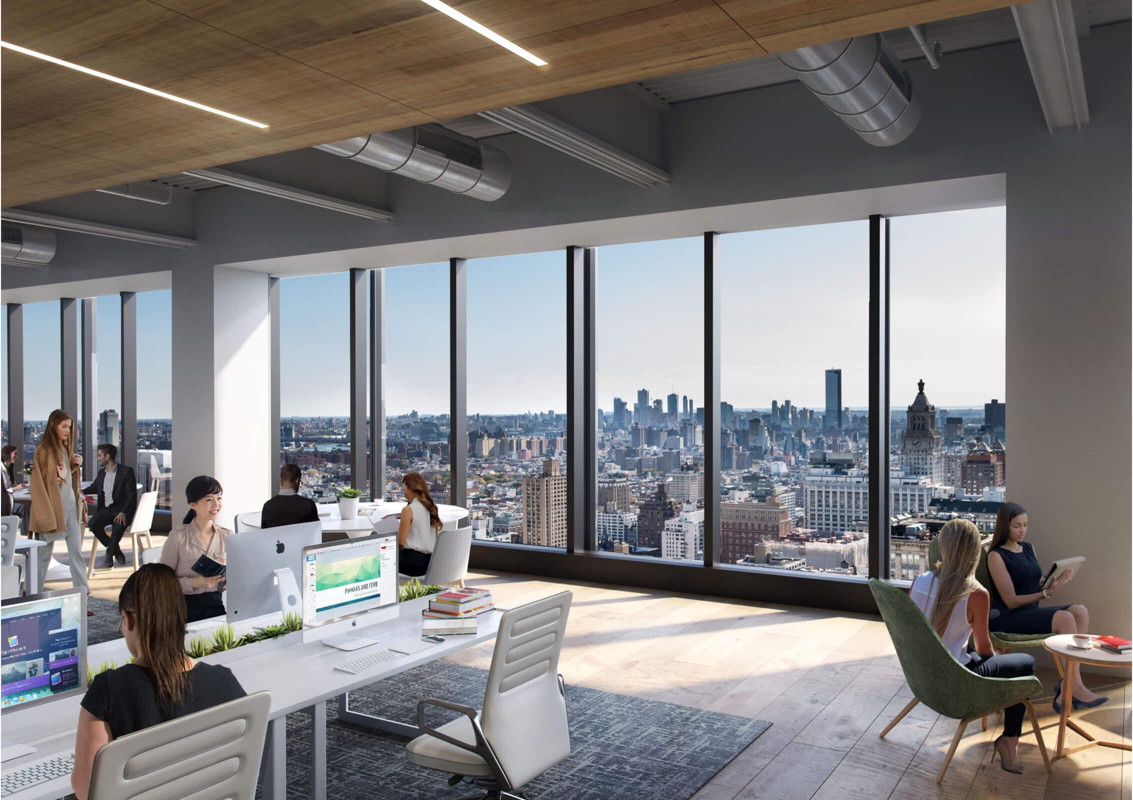 Tower Floors Interior