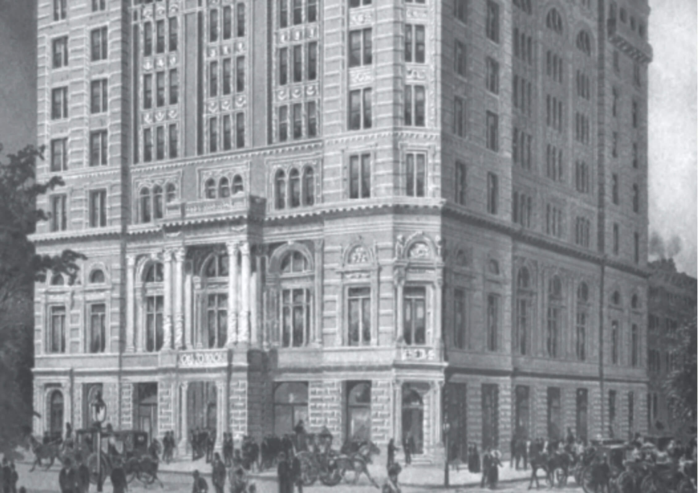 Original Metropolitan Life Home Office Building