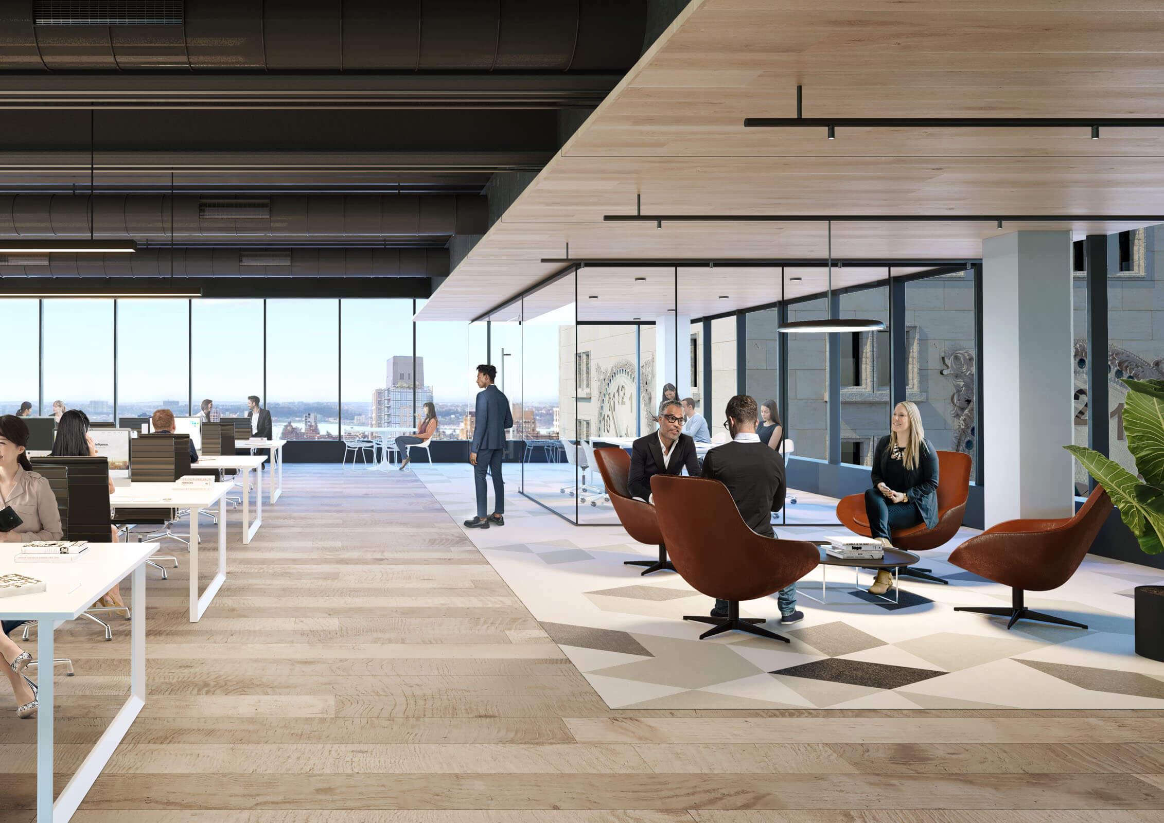Tower Floor Interiors