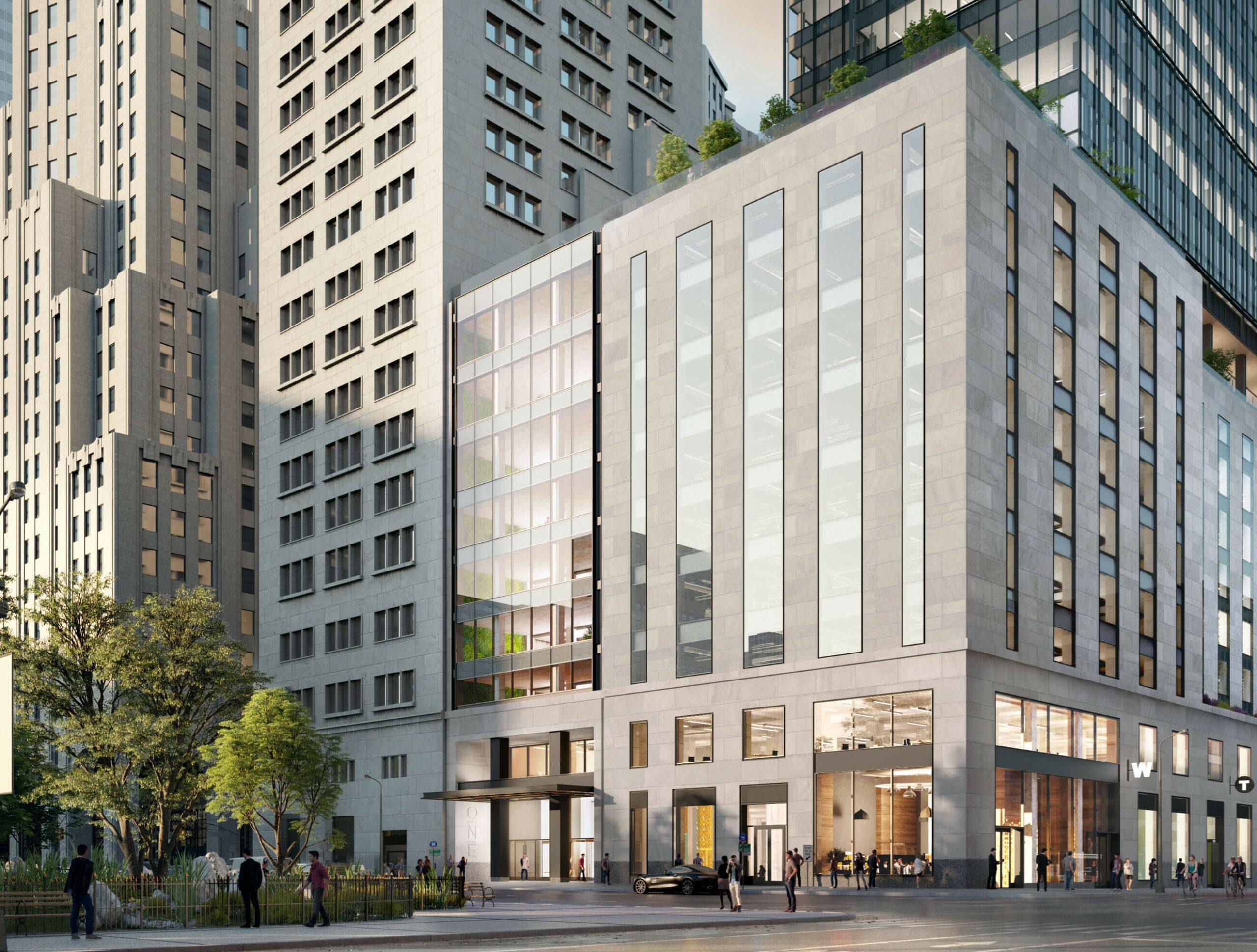 One Madison Building